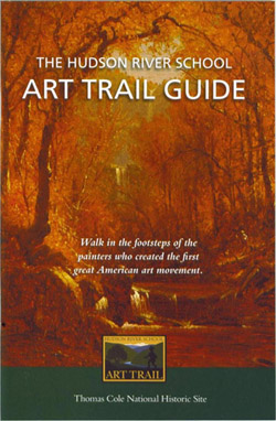 The Hudson River School  Art Trail Guide