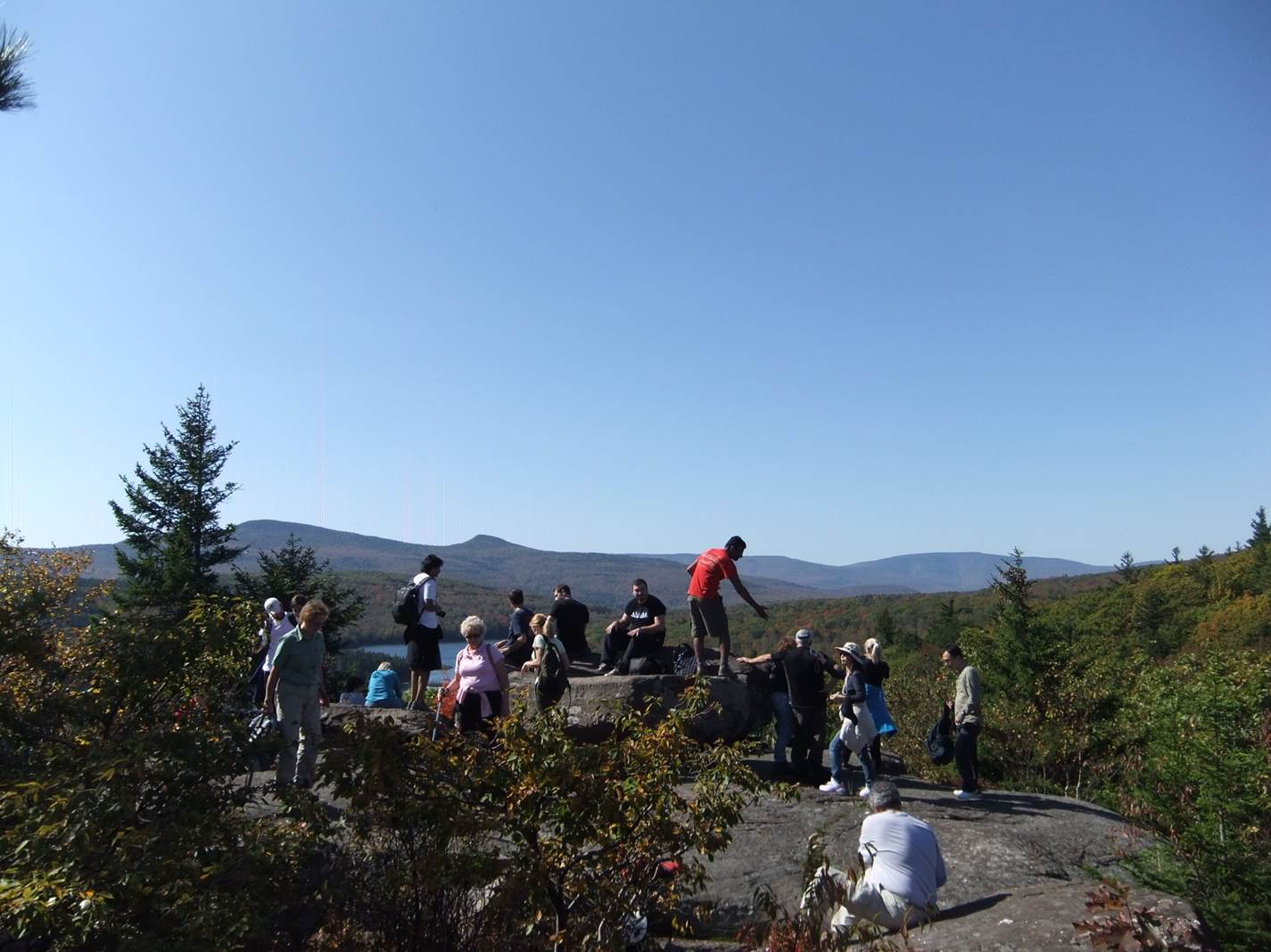Guided Hikes on the Hudson River School Art Trail