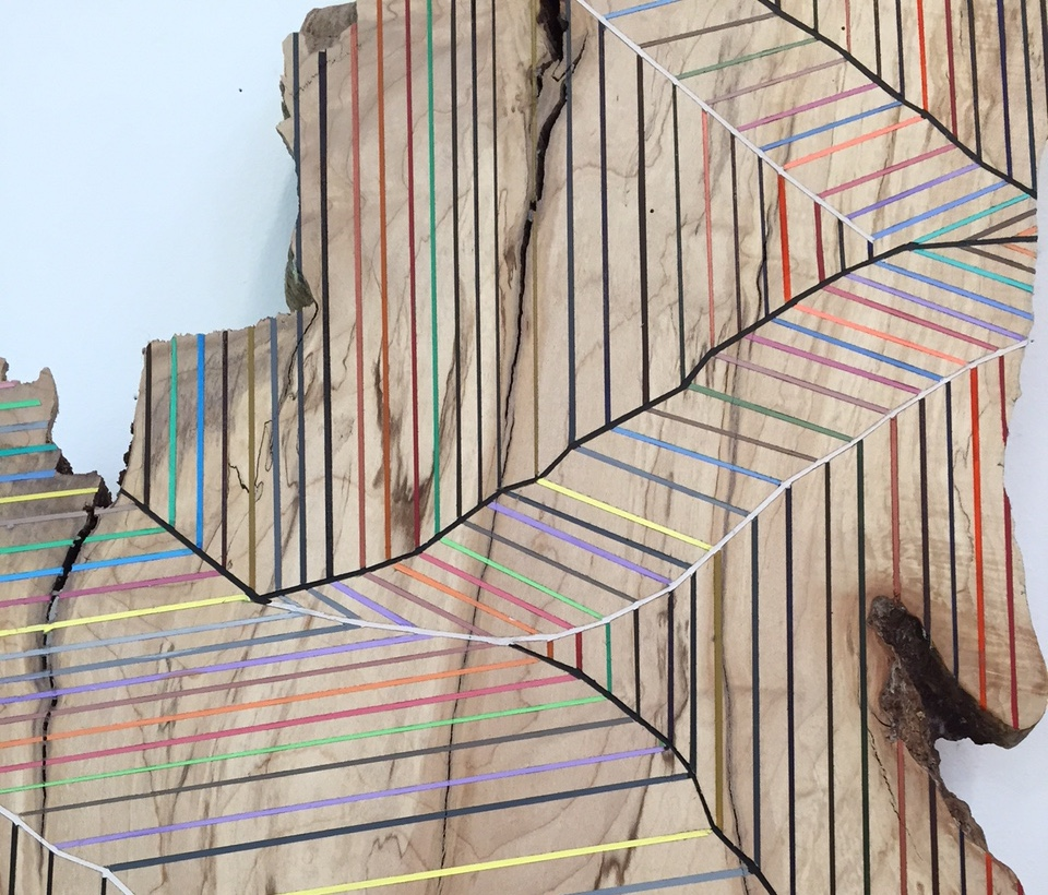 Announcing OPEN HOUSE: Contemporary Art in Conversation with Cole  / Inaugural exhibition by artist Jason Middlebrook